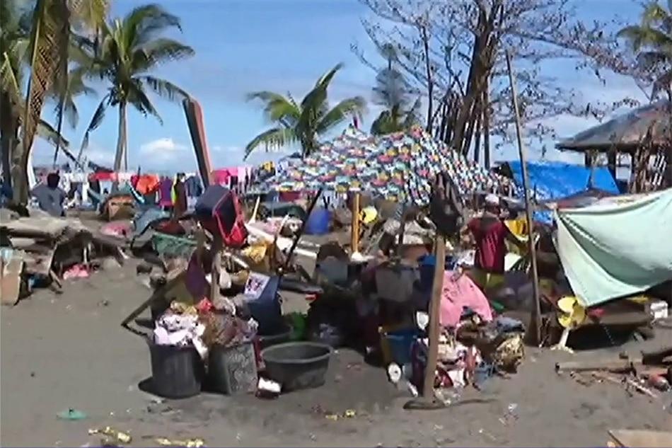 Naujan, Oriental Mindoro 'di muna tatanggap ng mga stranded, OFWs hanggang Nob. 11