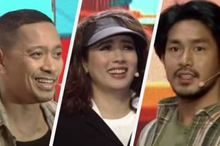Karylle, Jhong, Ion show Pinoy resilience with 'Magpasikat' performance