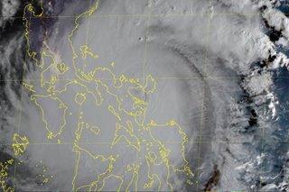 Storm surges could hit Catanduanes, Camarines Norte, Metro Manila, Laguna - PAGASA