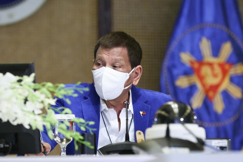 Duterte flying back to Manila on Monday as Rolly moves away: spokesman 1