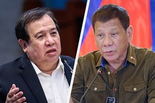 #NasaanAngPangulo: Presidents entitled to rest, stay safe during typhoons - Gordon