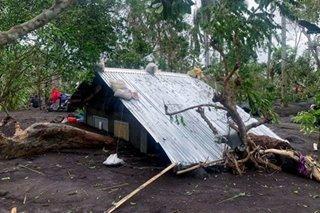 Lahar slide in Guinobatan due to volcanic debris, not quarrying: governor