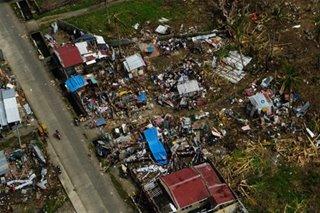 3 sa 4 bahay sa Virac, Catanduanes winasak ng 'Rolly'