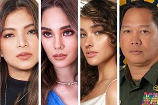 Parlade denies red-tagging Liza Soberano, Angel Locsin, Catriona Gray