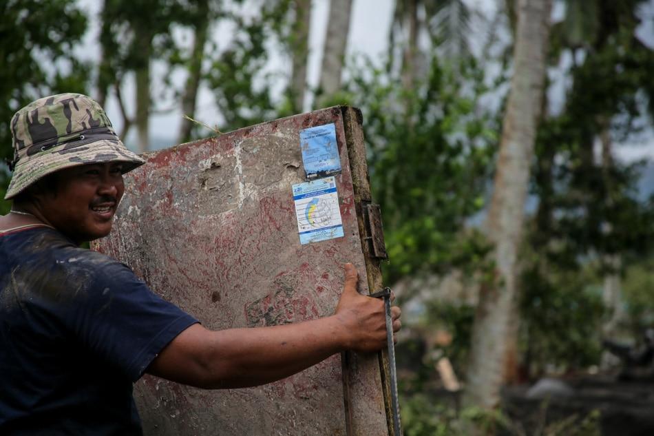 PHOTO ESSAY: Guinobatan buried under the rubble 6