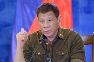 Duterte in 'no immediate rush' to abrogate military pact with US: spox