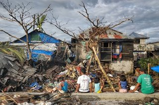 Gov't may realign part of anti-insurgency fund for typhoon-hit victims: Palace