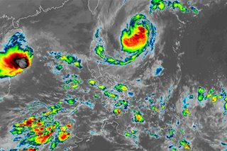 Storm signal no.2 up in Batanes, Babuyan Islands as 'Siony' approaches