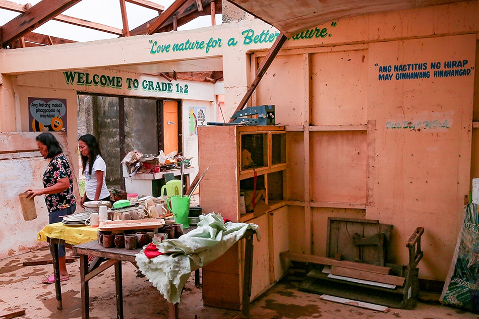 Senators want 'stronger' classrooms after typhoons batter Luzon 1