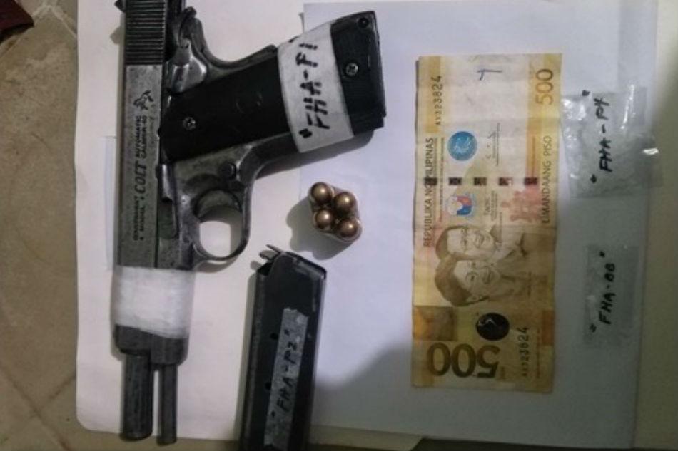 Miyembro ng drug group arestado sa Candelaria, Quezon 1