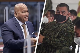'Proven track record': Dela Rosa says Sinas is 'good choice' as chief PNP