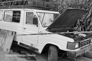62 anyos driver patay sa pamamaril sa QC