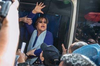 DOJ denies recantation of witnesses vs De Lima