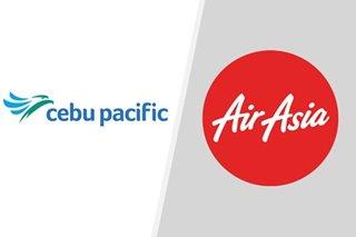 Cebu Pacific, AirAsia offer '11.11 seat sales'
