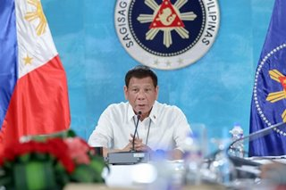 Duterte tells ASEAN: Arbitral win vs China sea claims 'can't be ignored'