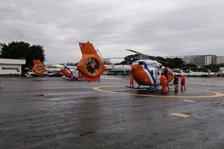 Coast Guard deploys plane, choppers for rescue, monitoring in Ulysses-hit areas
