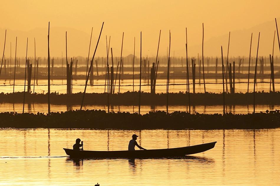 Taytay mayor bats for desilting of Laguna de Bay to prevent widespread flooding 1