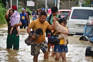 6 dead, 9 injured, more than 100,000 displaced in Calabarzon due to Typhoon Ulysses