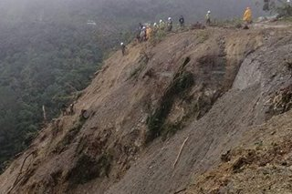 Landslide kills 5 DPWH personnel in Ifugao; 6 still missing
