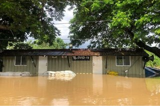 What causes severe flooding in Cagayan province?