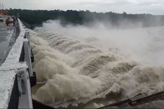 Magat Dam operation manual 'blind' to possible flooding downstream - Legarda