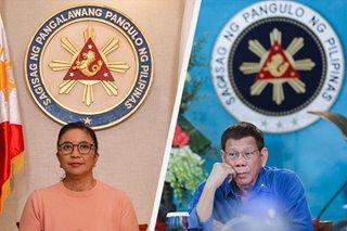 WATCH: Robredo tells Duterte to be wary of advisers peddling lies