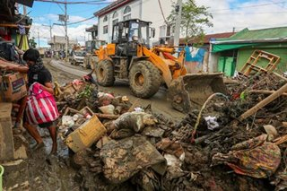 Clean up in Rodriguez continues