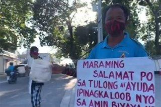 'Hiyang-hiya na kami': Mga tsuper na namamalimos hiling na makabiyahe muli