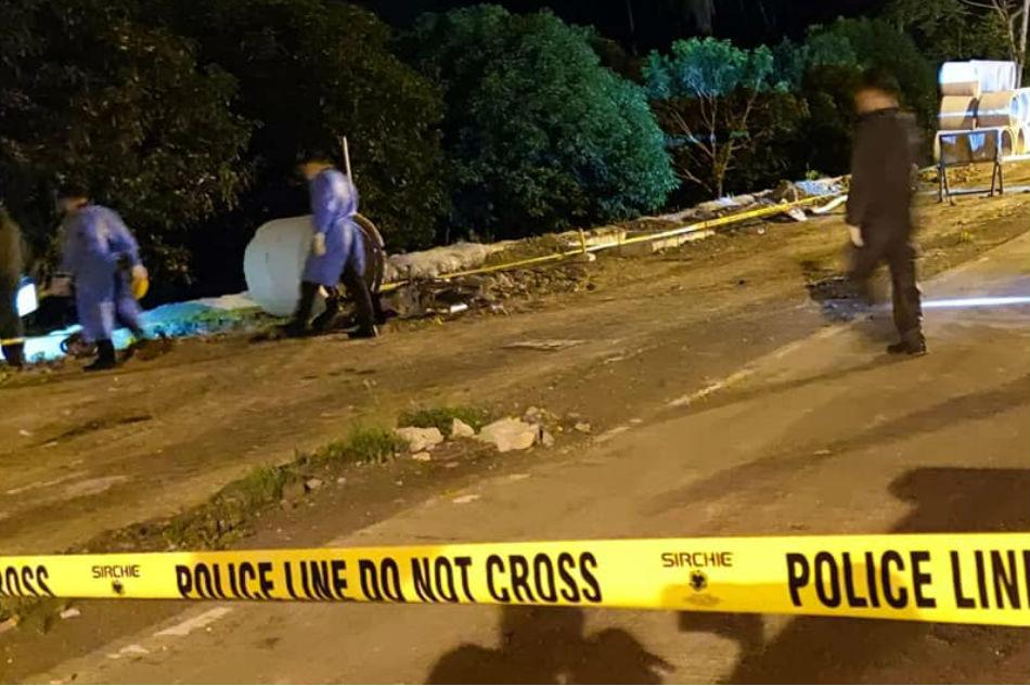 Murder suspect patay sa engkuwentro sa Davao City 1