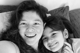 Andi Eigenmann, Jake Ejercito share sweet post for 9th birthday of daughter Ellie