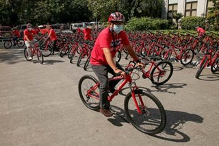 Bike-sharing for San Juan City employees
