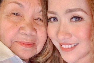 Angeline Quinto marks first birthday without Mama Bob