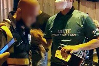 Traffic enforcer tiklo sa pangongotong umano sa Makati City