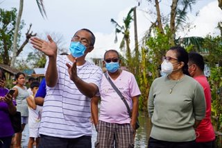 Robredo says leaders must 'listen for real' to Pinoys' struggles amid pandemic, typhoon aftermath