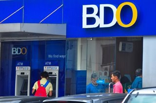 BDO waives remittance fee for donations to typhoon victims until yearend