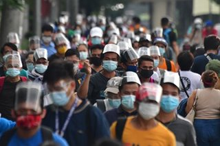 Rise in Metro Manila's COVID-19 cases may be due to coronavirus variants: OCTA