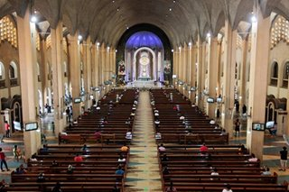 Church backs Simbang Gabi, novena Masses in gyms, other venues