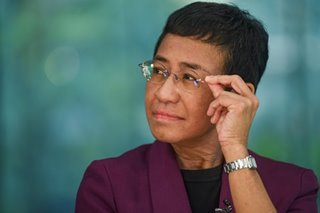 'Nakakatawa na siya': Maria Ressa slams new libel charge over tweet