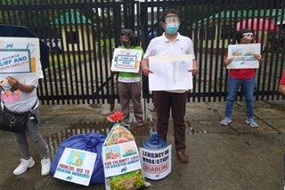 Group seeks gov't aid for typhoon-hit education workers