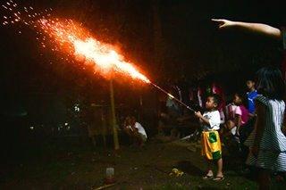 Metro Manila mayors nagkasundo: Bawal ang firecrackers sa NCR sa holidays