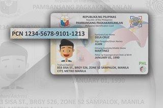 Rehistrado para sa National ID, nasa 7.5 milyon na