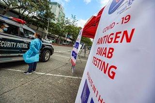 DOH preparing estimate budget for Duterte's free COVID-19 testing plan