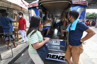 'Ang ganda ng pamasko nila': Jeepney phaseout 'di angkop ngayong may pandemya - Poe