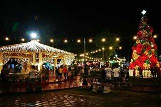 'Plantdemic' Christmas decorations, tampok sa Tabaco, Albay