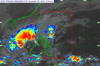'Vicky' accelerates ahead of exit, brewing storm spotted: PAGASA
