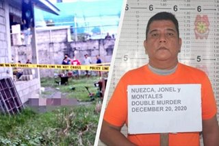 Refuting PNP, CHR says Tarlac slay involving cop no isolated case