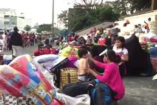 Libreng sakay pauwing Siaton, Negros Oriental, pinilahan