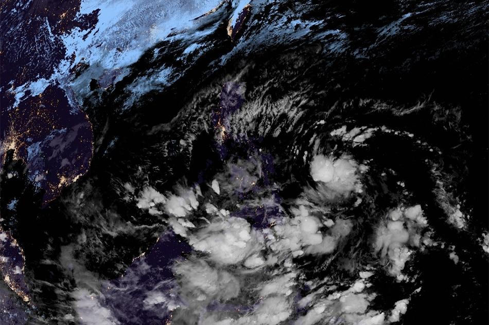 New LPA spotted off Mindanao 1