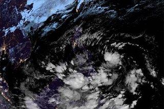 New LPA spotted off Mindanao