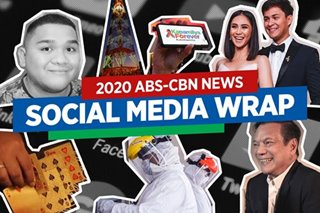 2020 Yearender: Top trending stories on ABS-CBN News' social media pages